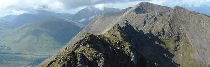 Mountain Adventures Aonach Eagach Ridge Glencoe