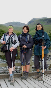 Mountain Adventures - Ladies Challenge Team