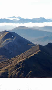 Summit panorama from Ben Nevis
